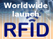 Worldwide RFID launch